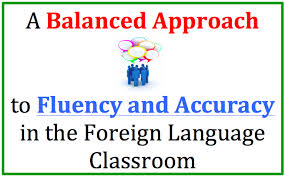 fluency vs accuracy