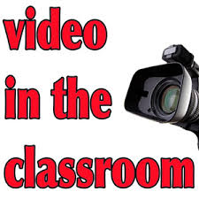 video in classroom